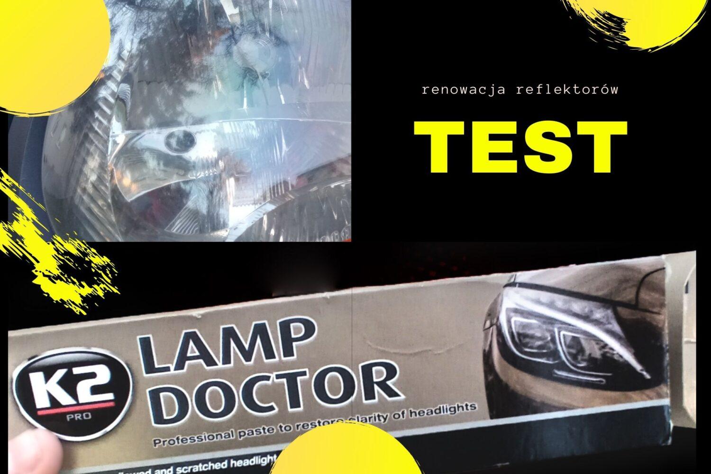 Jak tanio odnowić reflektory w samochodzie?